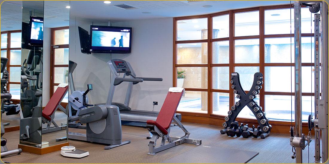 Equiped Gym