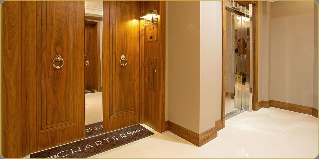 Apartment Entrance halls