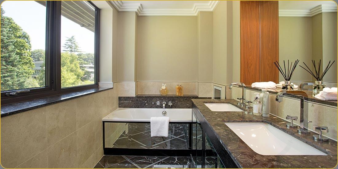 Period Inspired Bathroom